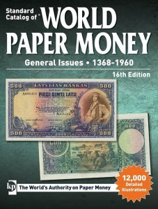 Cuhaj / Pick, Standard Catalog of World Paper Money, emisje do 1960, 16 edycja ,Tom II
