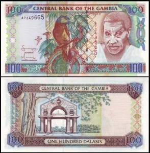 GAMBIA 50 DALLASIS (2006) Pick 24c