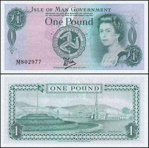 WYSPA MAN	1 POUND (1983) Pick 38